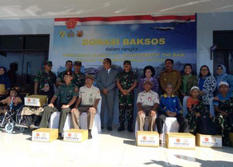 Panglima TNI Resmikan Rumkit Integrasi Pertama di Indonesia