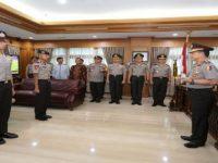 Kapolri Pimpin Upacara KPLB Anggota Polri Ikut Juarai Piala AFF U-22