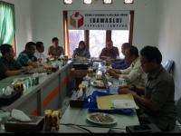 Songsong Pilkada 2020, KPU Sambangi Bawaslu Lampung