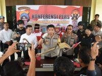 Dalam Waktu 2 Jam Polres Banjarbaru Kalsel Tangkap Tersangka Pembunuhan