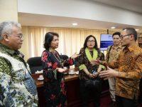 Sharing Informasi soal Konsep SDF dan UB Indonesia-Malaysia