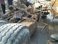 KNKT Selidiki Penyebab Tabrakan Beruntun di Tarahan Lampung