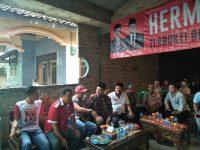 Sutono Kampanye Di Lamsel Bersama Sahabat Herman