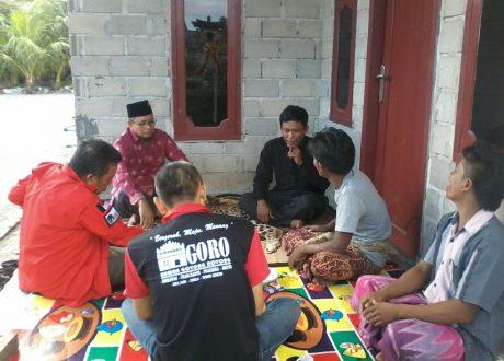 Sutono Blusukan di Lampung Selatan