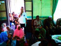 Relawan Andalas MRF Gerilya Menangkan Ridho-Bachtiar