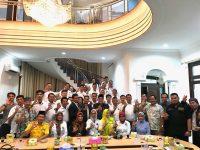 Dukung Arinal-Chusnunia, DPP BNM Silaturahmi Ke Posko Tim Kerja Pemenangan.
