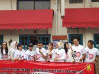 Aksi Bidkum Polda Metro Jaya Bersama Artis Ibukota Sepakat Menolak Hoax