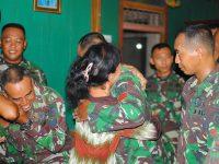 Perpisahan Satgas TMMD Kodim 0810/Nganjuk