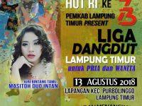 Semarak HUT RI ke-73, Pemkab Lamtim Gelar Festival Musik se-Provinsi Lampung