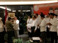 Fachrul Razi Lantik Gus Ubaid Komandoi Bravo-5 Jawa Timur