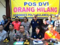 Tim DVI dan Inavis Polri Berhasil Ungkap Atlet Paralayang Korban Gempa Palu WN Korsel
