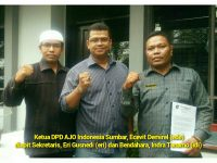 AJO Indonesia dan PWI Sumbar Proaktif Dorong Insan Pers Penuhi SKW