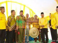 DPD II Partai Golkar Tulangbawang Barat Gelar Perayaan HUT ke 54