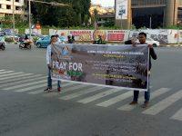 Hari Ke-3 Penggalangan Dana DPD AJOI Kepri Untuk Sulteng Panitia Semakin Solid