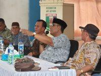 Senator Andi Surya: Perambah Register 38 Resahkan Warga Gunung Balak