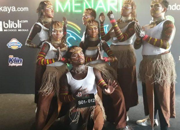 Setelah AIMF Korsel, Tim Tari Lampung Sabet Juara di Indonesia Menari 2018