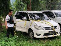 Mobil Milik Korban Pembunuhan Mayat Dalam Drum Ditemukan di Lampung Utara
