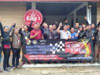 Komunitas TRKC Ngopi di Kebun Raya Liwa, Bermalam di Anjung Bang Oking Krui