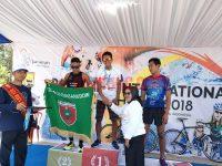 Atlet Marinir Juara 1 Pariaman International Triathlon 2018