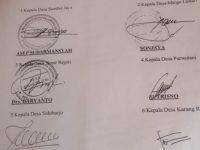 Enam Kades Berhasil Tarik Miliaran Uang Warga Untuk Pembebasan Lahan Register