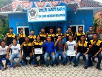 PWI Tulangbawang bersama Organisasi Pemuda Kumpulkan Donasi Rp15 Juta Bantu Korban Tsunami Lamsel