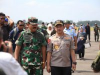 Kapolri bersama Panglima TNI Dampingi Presiden RI Perayaan Natal Nasional 2018
