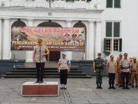 Amankan Malam Tahun Baru, Polres Jakbar Terjunkan 736 Personel Gabungan