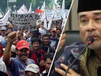 Masuki 2019 Senator Andi Surya Ingatkan Persoalan Agraria Rakyat Lampung