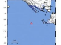 BMKG: Gempa Tektonik 5 SR Terjadi di Selatan Selat Sunda, Tidak Berpotensi Tsunami
