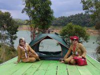 Ditandai Pelepasliaran Burung, Kadishut Lampung Resmikan 'Wana Wisata Tanjung Harapan' Batutegi
