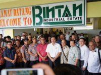 Menko Luhut Dukung Rencana Percepatan Pembangunan Sektor Pariwisata dan Industri Pulau Bintan