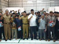 Difasilitasi Bupati Lambar, Senator Andi Surya Bentuk Forum Masyarakat Bersatu Sukapura Sumberjaya