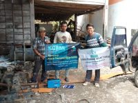 Pemberdayaan Ekonomi Relawan Kobar Lamsel Masuki 8 Target