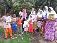 Trauma Healing Sahabat Ceria Untuk Anak-Anak Pulau Sebesi