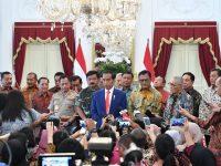 Kali Pertama, Presiden Buka Rapim TNI-Polri di Istana
