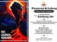 DKL Gelar Pameran dan Lelang Lukisan Karya Bambang SBY Secara Online