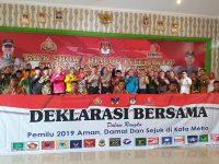 Wakapolda Lampung Ajak Generasi Millenial Perangi Hoax