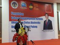 Granat Beri Penyuluhan Bahaya Narkoba di Universitas Negeri Padang