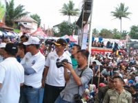 MRSF Polres Waykanan Dihadiri 20 Ribu Lebih Masyarakat