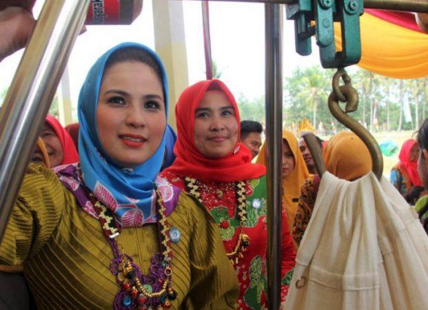 Desa Way Sari Wakili Lampung Lomba Lingkungan Bersih dan Sehat