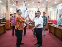 Pengurus SMSI Perwakilan Cirebon Resmi Dilantik