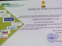 Kabid Humas Polda Banten Terima Inspiratif Award 2019