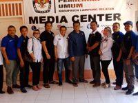 KPU Apresiasi Mappilu PWI Lamsel