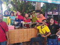 Asosiasi Sahabat Lautku Probolinggo, Mengadakan Makan Gratis