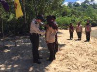 Pelantikan Saka Bhayangkara Polsek Donomulyo Oleh Bhabinkamtibmas