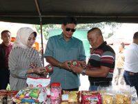 HUT Kostrad ke-58 Diramaikan Bazar Murah diKampoeng Tentara