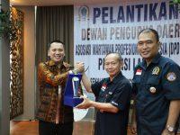 AWPI Beri Penghargaan Gubernur Ridho sebagai Tokoh Pembangunan Lampung