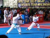 Pangdivif 2 Kostrad Gelar Kejurnas Karate Open II