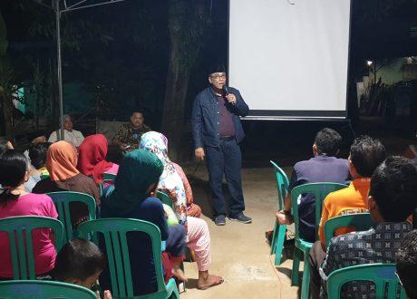 Senator Andi Surya Sambangi 300 Warga Panjang Pidada Terdampak HPL