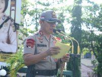 Kapolda Sumsel Pimpin Apel Kesiapan Personel BKO Pam TPS